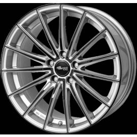 Brock B36 crystal silver black Wheel - 7.5x17 - 5x114 3