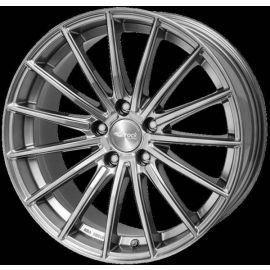 Brock B36 Hyper silver Wheel - 7.5x17 - 5x114 3