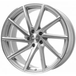 Brock B37 silver Wheel - 8x18 - 5x114 3
