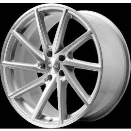 Brock B37C silver Wheel - 9.5x20 - 5x120 - 3569
