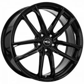 Brock B38 black shiny Wheel - 8x20 - 5x112 - 3516