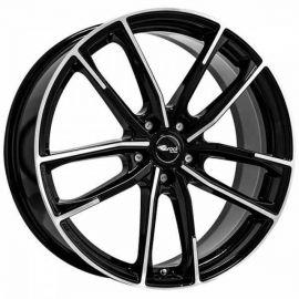 Brock B38 black shiny Wheel - 8x19 - 5x120 - 3433