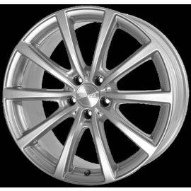 Brock B32 crystal silver Wheel - 8.5x18 - 5x130