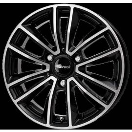Brock B31 grey Wheel - 5.5x15 - 3x112