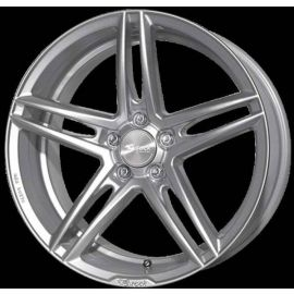 Brock B33 crystal silver Wheel - 8x17 - 5x120