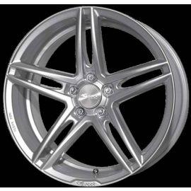 Brock B33 crystal silver Wheel - 8.5x18 - 5x100