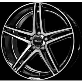 Brock B33 black shiny Wheel - 8.5x18 - 5x100