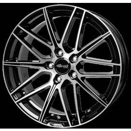 Brock B34 black shiny Wheel - 8.5x19 - 5x115 - 3406