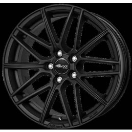 Brock B34 black mat Wheel - 7.5x17 - 5x114 3