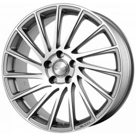 Brock B39 himalaya grey mat Wheel - 7,5x19 - 5x110 - 3349