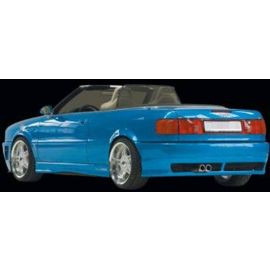 Rieger rear apron Typ 89 Cabrio + Coupe rieger tuning Audi Typ 89 B4