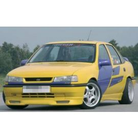 front lip spoiler from 1993 Rieger Tuning Opel Vectra A