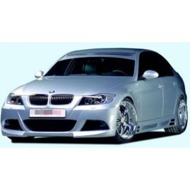 D00053412 Frontbumper E90 sedan with cutout for headlight cleani