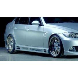 D00053404+5 Side skirt E90 sedan BMW E90 / E91