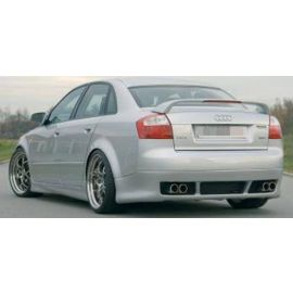 Rear apron, Sedan with trailer coupling rieger tuning Audi A4 B6/B7