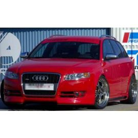 Front lip spoiler A48E from facelift Audi A4 B6/B7