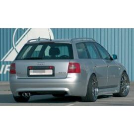 Rear apron, Estate rieger tuning Audi A6