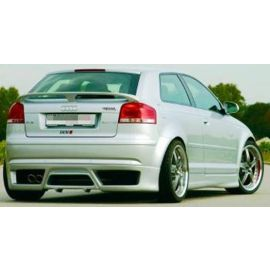 Rear wing Rieger Tuning Audi A3 8P