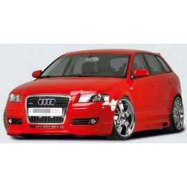 Side skirts set rieger tuning Audi A3 8P Sportback