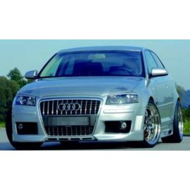 Special S-grill for frontbumper Audi A3 8P