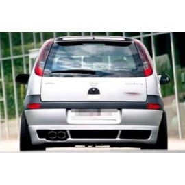 rear apron Rieger Tuning Opel Corsa C