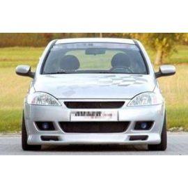 Frontsplitter for bumper 00058917 Opel Corsa C