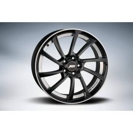 ABT DR mystic black Wheel 8x18 - 18 inch 5x100 bold circle - 8