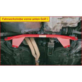 Stabilizer steel front bottom VW Lupo
