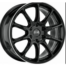 OZ HYPER XT HLT GLOSS BLACK DIAM.LIP Wheel 9x20 - 20 inch 6x - 10951