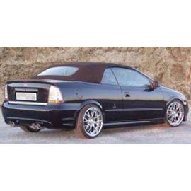 rear bumper racing Opel Astra G Coupe/ Cabrio
