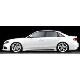 Side skirts set rieger tuning Audi A4 B8 ab 07