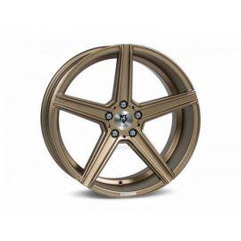 MB Design KV1 bronze light BZL1 Wheel 10x22 - 22 inch 5x120 bolt circle - 6914