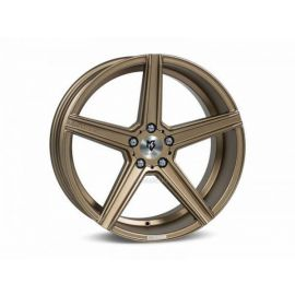 MB Design KV1 DC bronze light BZL1 Wheel 10x22 - 22 inch 5x108 bolt circle - 6991