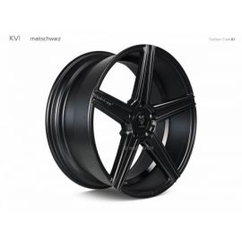 MB Design KV1S black mat Wheel 9x21 - 21 inch 5x120 bolt circle - 6846