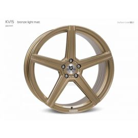 MB Design KV1S DC bronze light mat Wheel 10,5x21 - 21 inch 5x120 bolt circle - 6839