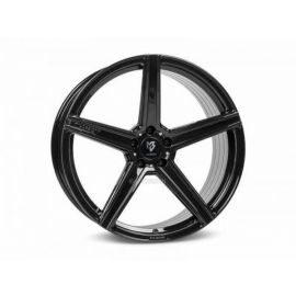 MB Design KV1S black shiney Wheel 9x21 - 21 inch 5x115 bolt circle - 6818
