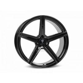 MB Design KV1S black shiney Wheel 9,5x21 - 21 inch 5x130 bolt circle - 6870