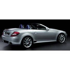 Lorinser side skirts Mercedes SLK R171