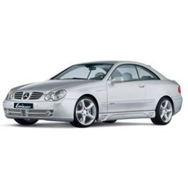 Foglight kit Lorinser Mercedes CLK W209
