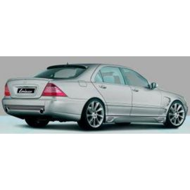Lorinser Rear skirt Mercedes S-Klasse W220