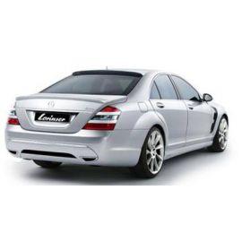 Lorinser rear decklid spoiler Mercedes S-Klasse W221