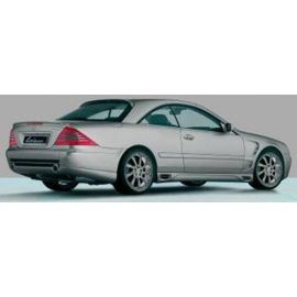 Lorinser exhaust Lorinser Mercedes CL Coupe W215