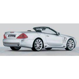 Lorinser rear muffler Integral Mercedes SL R 230