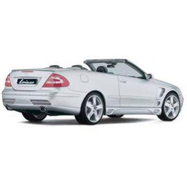 Rear lip spoiler Lorinser Mercedes CLK W209