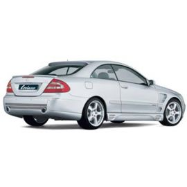 Front fender set Lorinser-Edition Mercedes CLK W209