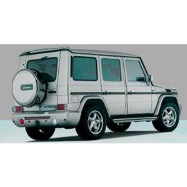Exhaust system Lorinser Mercedes G-Klasse