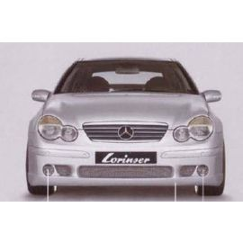 Lorinser foglight set Mercedes CL 203 Sportcoupe
