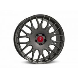 MB Design LV2 grey mat Wheel 8,5x19 - 19 inch 5x108 bolt circle - 6398