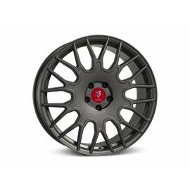 MB Design LV2 grey mat Wheel 8,5x19 - 19 inch 5x114,3 bolt circle - 6472