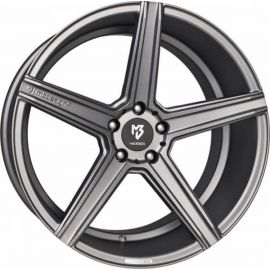 MB Design KV1S grey mat Wheel 9x21 - 21 inch 5x108 bolt circle - 6754